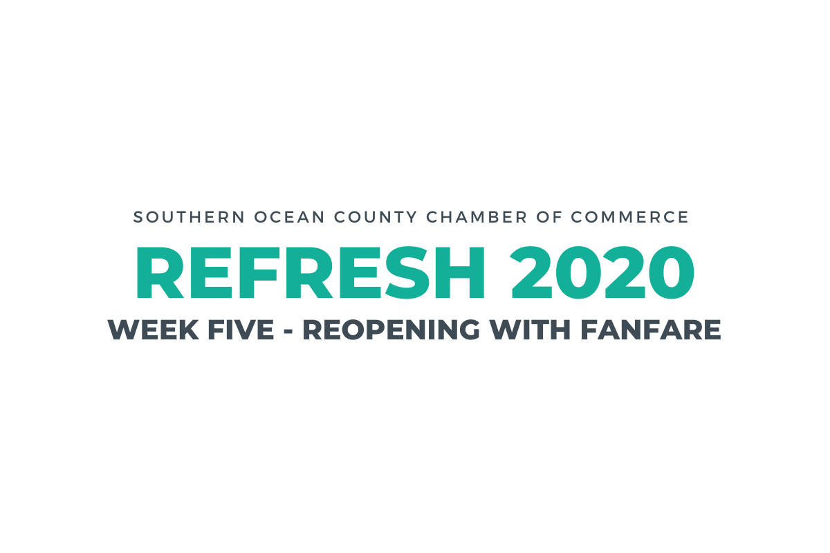 Week Five Refresh 2020